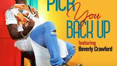 Michael David Harrison - Pick You Back Up (feat. Beverly Crawford)