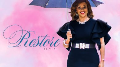 Nikki Berry - Restore - COVER