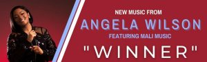 Angela Wilson - Winner