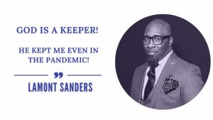 Lamont Sanders - He Kept Me