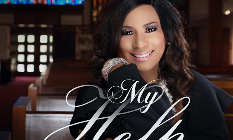 Angela Moss Poole - My Help feat. Micah Stampley - COVER