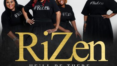 RiZen - He_ll Be There - COVER