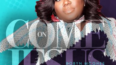 Robyn McGhee - Come On Jesus - COVER