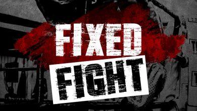 Jabari Johnson - Fixed Fight